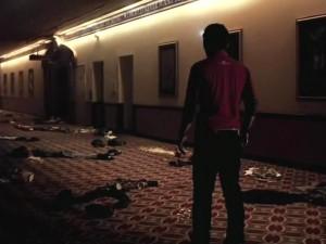 Исчезновение людей в кинотеатре