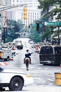 """кадр фильма """"ходячие мертвецы"""" Walking Dead"""