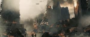 Фильм «Инопланетное вторжение: Битва за Лос-Анджелес» (Battle: Los Angeles)