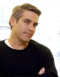 "Джордж Клуни в ""Гравитации"""