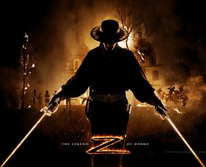 Зорро Zorro