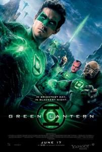 Зеленый фонарь постер