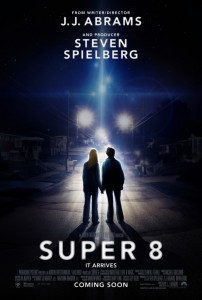Супер 8 постер