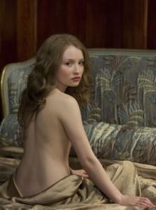 Эмили Браунинг спящая красавица