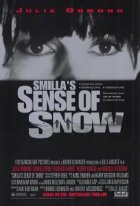 Снежное чувство Смиллы постер