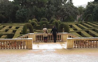 лабиринт Барселона