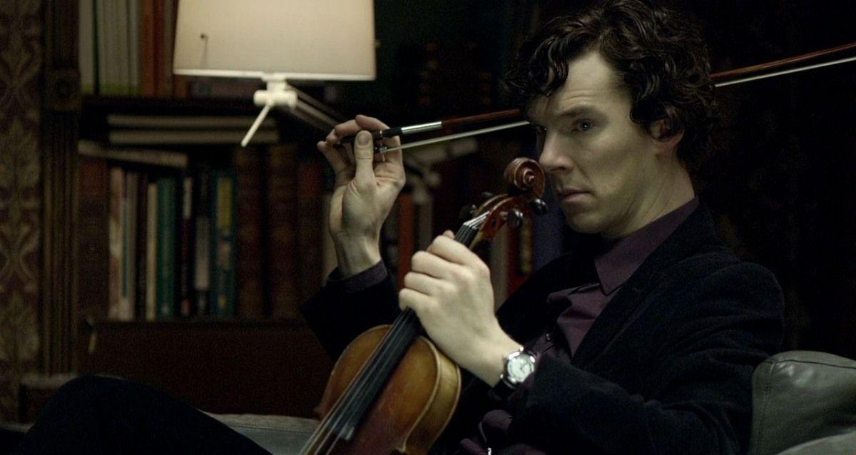Скрипка, каноничная, 1 шт.