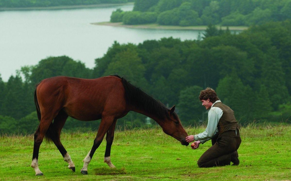 Первый хозяин боевого коня (Джереми Ирвин)