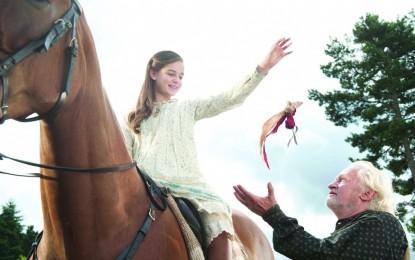 Четвёртая, но не последняя, хозяйка боевого коня (Селина Бакинс)