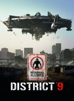 Район №9 постер