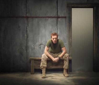 Ник Броуди - морпех, вернувшийся после восьми лет плена (Дэмиэн Льюис)