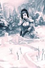 Санса Старк и её снежный замок