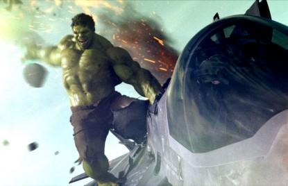 Капитан, у вас Халк на хвосте! И это не метафора!