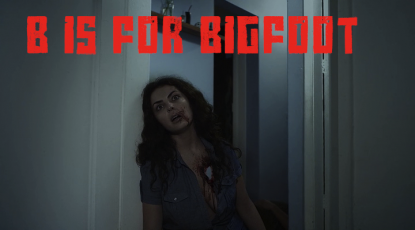 B is for Bigfoot