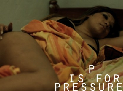 P is for Pressure