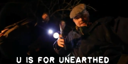 U is for Unearthed