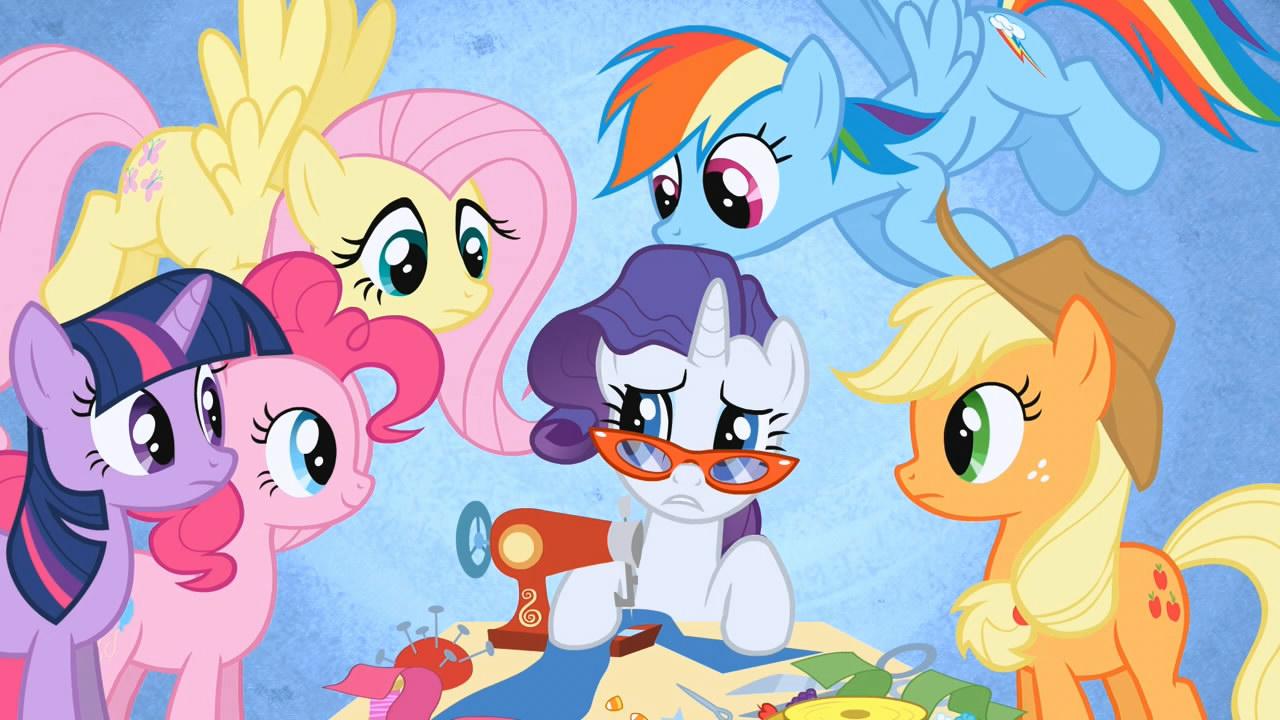 Хентай по my little pony смотреть 6 фотография