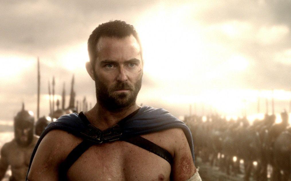 Сиськи из 300 спартанцев
