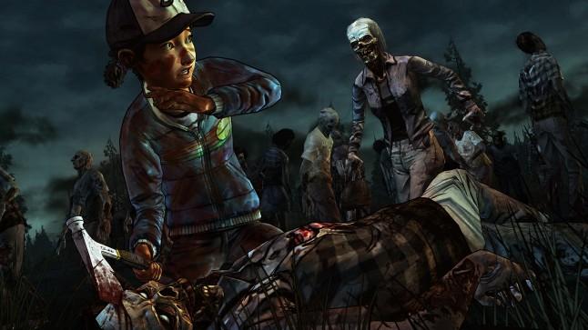 Клементина и зомби