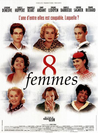 8 женщин (8 femmes)