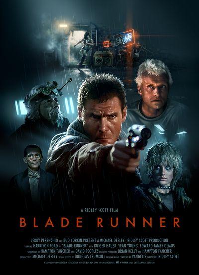 Бегущий по лезвию (Bladerunner)