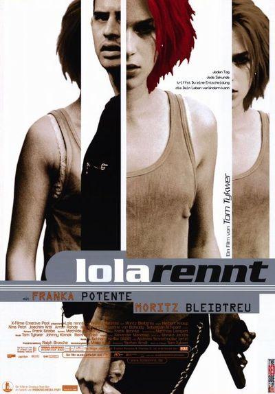 Беги, Лола, беги (Lola Rennt)