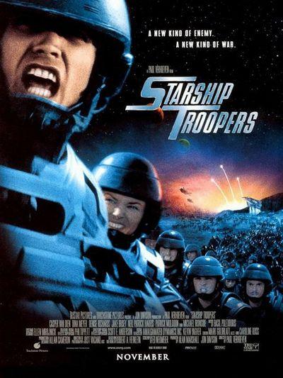 Звездный десант (Starship troopers)
