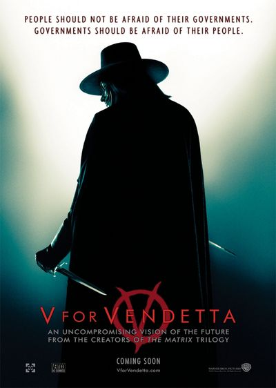 «V» значит Вендетта (V for Vendetta)