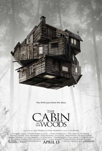 Хижина в лесу (Cabin in the woods)