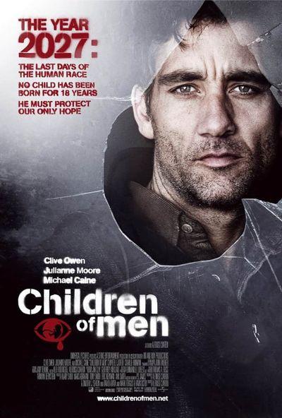 Дитя человеческое (Children of men)