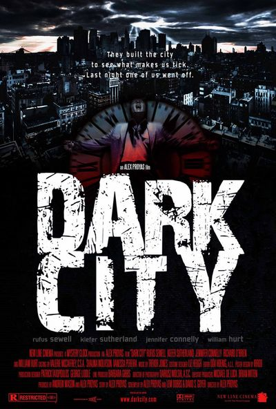 Темный город (Dark city)