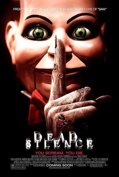 Мертвая тишина (Dead silence)