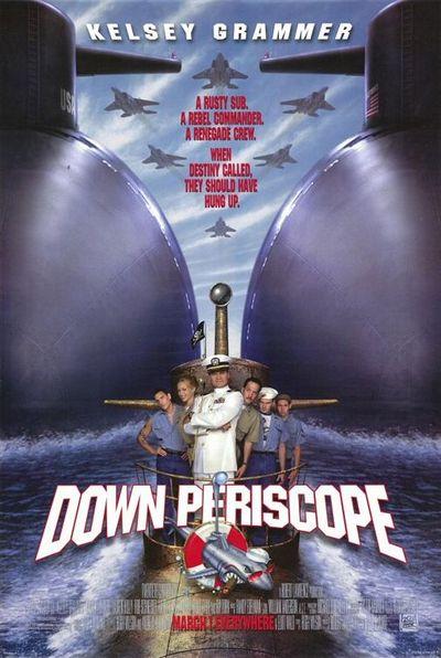 Убрать перископ (Down periscope)