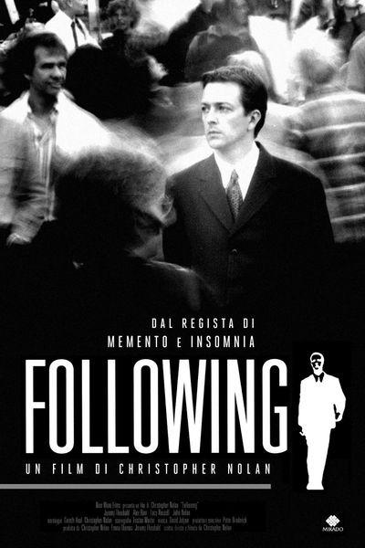 Преследование (Following)