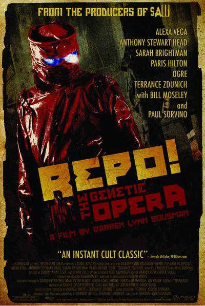 Генетическая опера (Repo! The Genetic Opera)