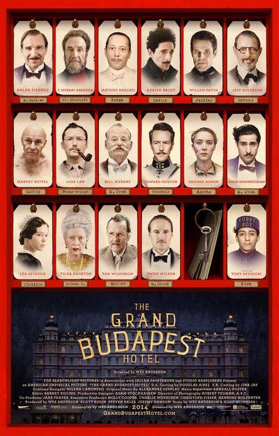 Отель Гранд Будапешт (Grand Budapest hotel)