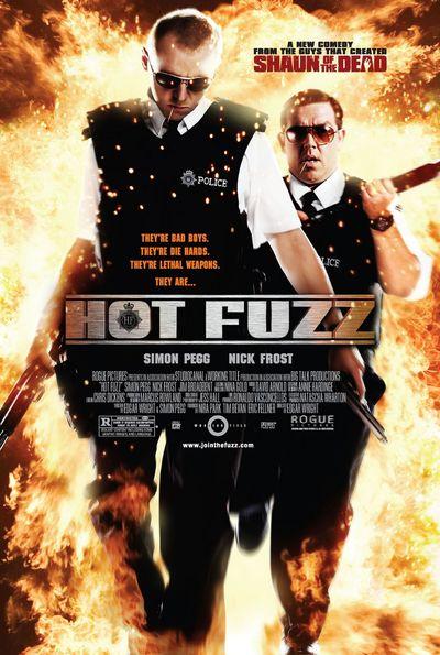 Типа крутые легавые (Hot fuzz)
