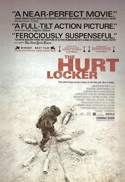 Повелитель бури (Hurt locker)