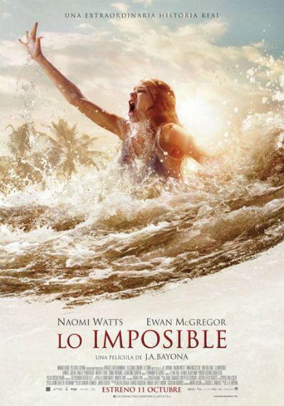Невозможное (Lo imposible)