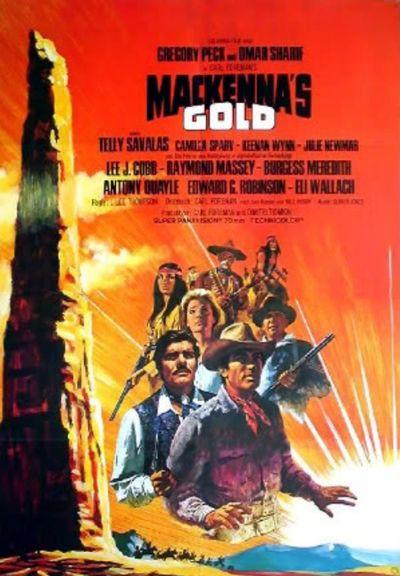 Золото Маккены (Mackenna's gold)