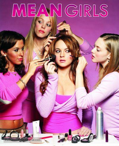 Дрянные девчонки (Mean girls)