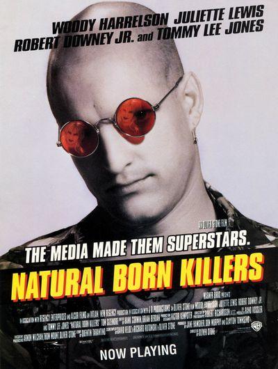 Прирожденные убийцы (Natural born killers)