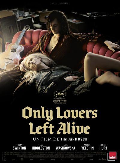 Выживут только любовники (Only Lovers Left Alive)