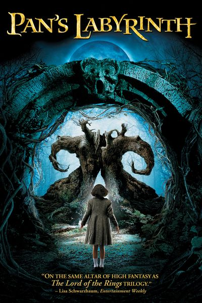 Лабиринт Фавна (Pan`s labyrinth)