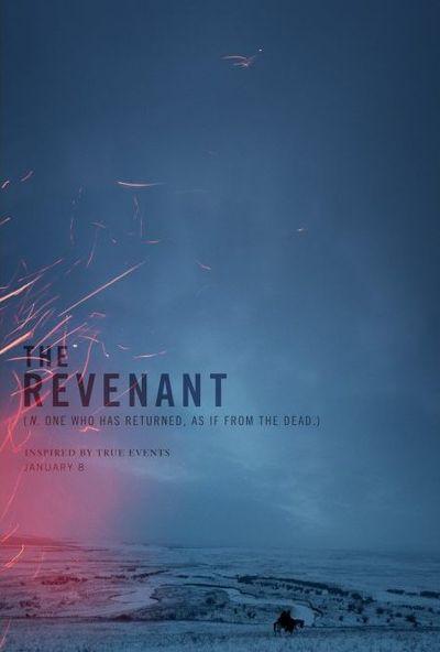 Выживший (The Revenant)