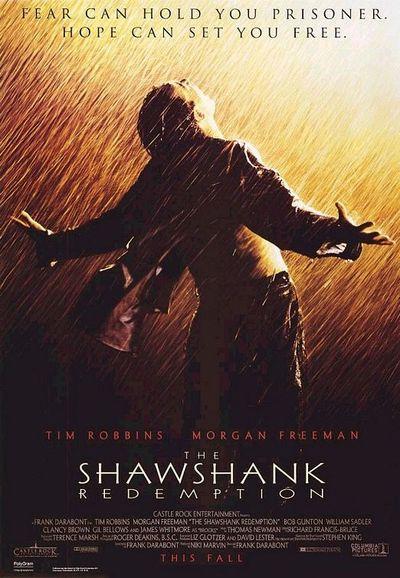 Побег из Шоушенка (Shawshank redemption)