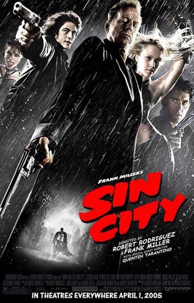 Город грехов (Sin city)