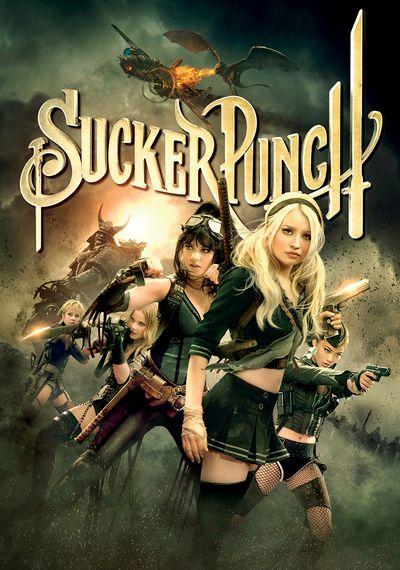 Запрещенный прием (Sucker punch)