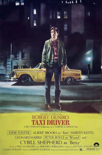 Таксист (Taxi driver)
