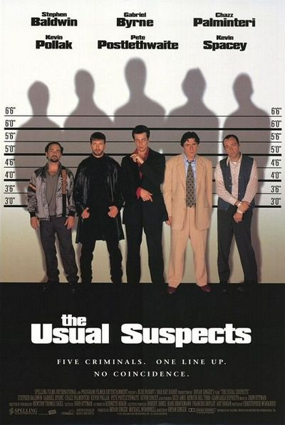 Подозрительные лица (Usual suspects)